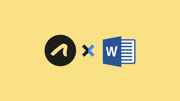 New Look Microsoft Word Add-in
